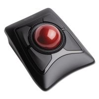 Kensington Expert Mouse Wireless Trackball, Four Buttons, Black KMW72359
