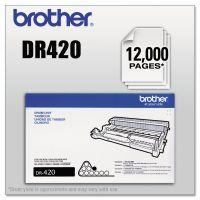 Brother DR420 Drum Unit, Black BRTDR420