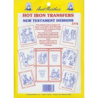 Aunt Martha'a Iron-On Transfer Collection NOTM324920