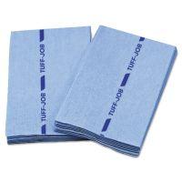 Cascades PRO Tuff-Job Antimicrobial Foodservice Towels, Blue, 12 x 21, 1/4 Fold, 150/Carton CSDW922