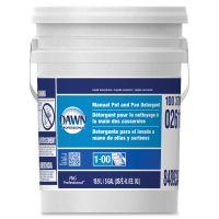 Dawn Professional Manual Pot & Pan Dish Detergent, Original Scent, Five Gallon Pail PGC02611