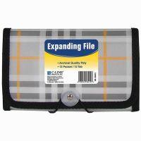 13-Pocket Coupon Expanding File NOTM442874