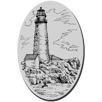 """Stampendous Cling Rubber Stamp 3.5""""X4"""" Sheet NOTM076160"""
