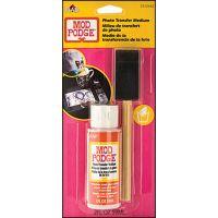 Mod Podge Medium W/Foam Brush NOTM131695