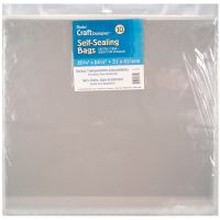 Darice Self Sealing Bags  NOTM208640