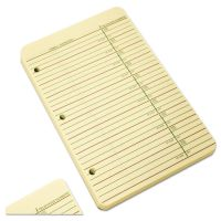 Wilson Jones Looseleaf Phone/Address Book Refill, 5 1/2 x 8 1/2, 80 Sheets WLJ812R