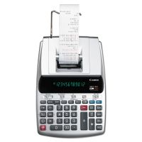 Canon MP11DX-2 Printing Calculator, Black/Red Print, 3.7 Lines/Sec CNM2198C001