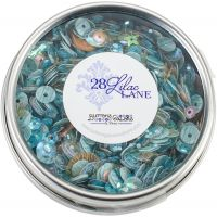 28 Lilac Lane Tin W/Sequins 40g NOTM035302
