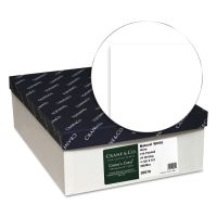 Neenah Paper Crane's Crest 100% Cotton Envelope, #10, 4 1/8 x 9 1/2, Natural White, 500/Box NEE20570