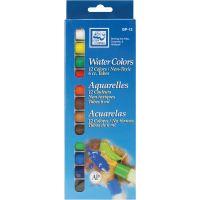 Watercolor Paints 6ml 12/Pkg NOTM136336