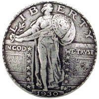 """Concho Antique Silver Screwback .75"""" NOTM058803"""