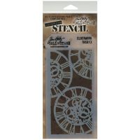 "Tim Holtz Layered Stencil 4.125""X8.5"" NOTM258334"