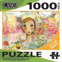 "Jigsaw Puzzle 1000 Pieces 29""X20"" NOTM235706"