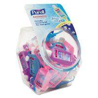 PURELL Advanced Instant Hand Sanitizer Gel, Jelly Wrap Bottle,1oz, 25/Bowl,1 Bowl/CT GOJ390025BWL