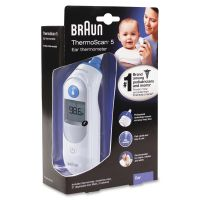 Braun Honeywell ThermoScan 5 Ear Thermometer HWLIRT6500US