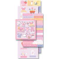 Flip Pack Sticker Embellishments NOTM378250