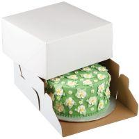 Corrugated Cake Boxes NOTM031682