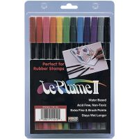 Marvy Le Plume II Double-Ended Markers NOTM228164
