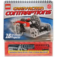 LEGO Crazy Action Contraptions Book Kit NOTM389029
