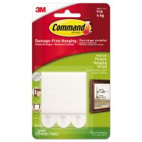 "Command Picture Hanging Removable Interlocking Fasteners, 3/4"" x 2 3/4"", Set of 3 MMM17201ES"