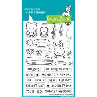 """Lawn Fawn Clear Stamps 4""""X6"""" NOTM366788"""