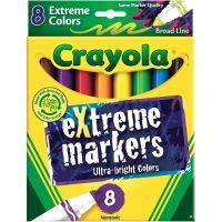 Crayola Broad Line Markers NOTM208025