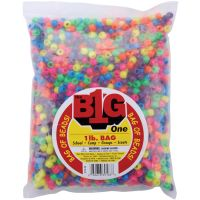 Darice Big One Pony Beads NOTM424049