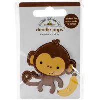 Doodlebug Doodle-Pops 3D Stickers NOTM311039