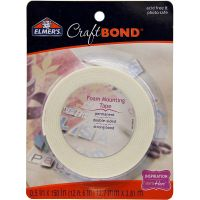 Elmer's CraftBond (R) Permanent Foam Mounting Tape NOTM484307