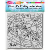 Stampendous Cling Stamps NOTM449097