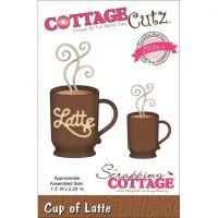 CottageCutz Elites Cup Of Latte Die NOTM310140