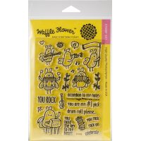 "Waffle Flower Crafts Clear Stamps 4""X6"" NOTM315847"