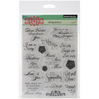 """Penny Black Clear Stamps 5""""X6.5"""" Sheet NOTM049251"""