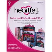 Heartfelt Creations Pocket & Flipfold Inserts NOTM245373