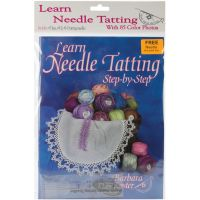 Learn Needle Tatting Step-By-Step Kit NOTM221675