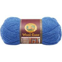 Lion Brand Wool-Ease Yarn - Blue Heather NOTM066146