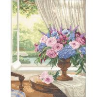 Estate II Counted Cross Stitch Kit NOTM052769