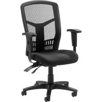 Lorell Executive High-back Mesh Chair LLR86200