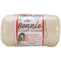Bonnie Macrame Craft Cord 6mm X 100yd NOTM257514