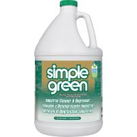 Simple Green Industrial Cleaner & Degreaser, Concentrated, 1 gal Bottle, 6/Carton SMP13005CT