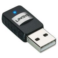 Linksys AE6000 IEEE 802.11ac - Wi-Fi Adapter for Desktop Computer/Notebook LNKAE6000