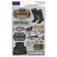 Cardstock Stickers NOTM091066