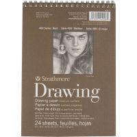 Strathmore Acid Free Drawing Paper Pad NOTM132453