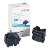 Xerox 108R00926 Solid Ink Stick, Cyan, 2/Box XER108R00926