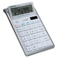 Victor 6400 Desktop Calculator, 12-Digit LCD VCT6400