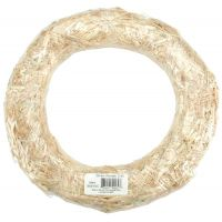 Straw Wreath NOTM120243
