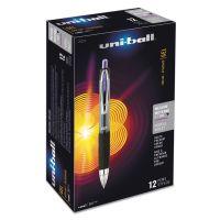 uni-ball Signo 207 Retractable Gel Pen, Purple Ink, 0.7mm, Dozen SAN70221