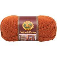 Lion Brand Wool-Ease Yarn - Pumpkin NOTM418367