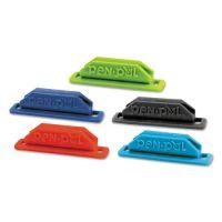 TOPS PenPal Rubber Pen/Pencil Holder, 2 5/8 x 5/8, Colors Vary TOPPENPAL1