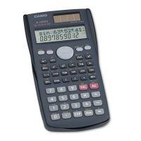 Casio FX-300MS Scientific Calculator, 10-Digit LCD CSOFX300MS